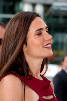 "Jennifer Connelly attending the premier for ""Creation"" at the Toronto International Film Festival"