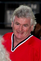 "Singer John McDermott attending the red carpet gala premier for ""Score: A Hockey Musical"" at the 2010 Toronto International Film Festival (TIFF)"