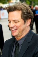 "Colin Firth attending the red carpet gala premier for ""The King's Speech"" at the 2010 Toronto International Film Festival (TIFF)"