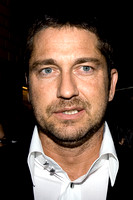 "Gerard Butler attending the red carpet gala premier for ""RocknRolla"" at the 2008 Toronto International Film Festival"