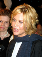 "Meg Ryan attending the red carpet gala premier for ""In the Cut"" at the 2003 Toronto International Film Festival"