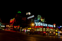 Clifton Hill at Night