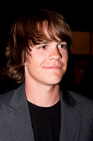 "Johnny Simmons attending the premier for ""Jennifer's Body"" at the 2009 Toronto International Film Festival"
