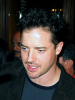 "Brendan Fraser attending the red carpet gala premier for ""I Heart Huckabees"" at the 2004 Toronto International Film Festival"