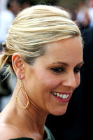 "Maria Bello attending the red carpet gala premier for ""A History of Violence"" at the 2005 Toronto International Film Festival"