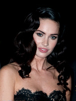 "Megan Fox attending the premier for ""Jennifer's Body"" at the 2009 Toronto International Film Festival"