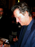 "Chris Cooper attending the red carpet gala premier for ""Silver City"" at the 2004 Toronto International Film Festival"