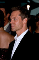 "Adam Harrington attending the red carpet gala premier for ""Passchendaele"" at the 2008 Toronto International Film Festival"